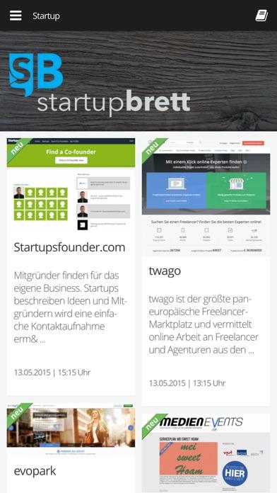 StartupBrettScreenshot von 4