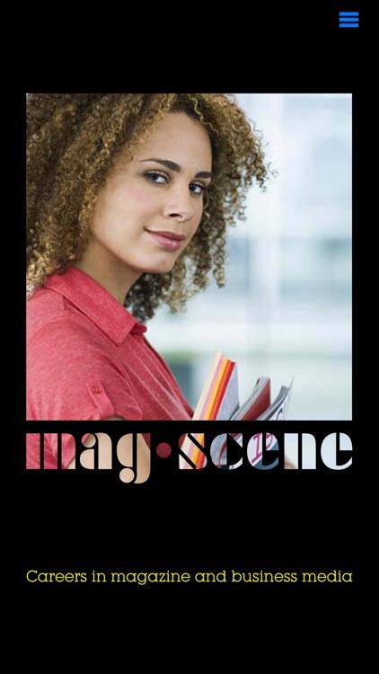 MagScene: Careers in Magazines