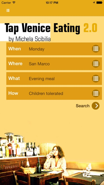 Tap Venice Eating screenshot-3