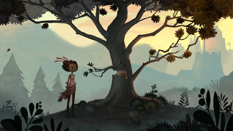 Broken Age ™ screenshot-4
