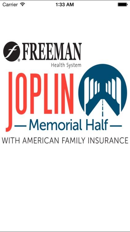 Joplin Memorial Half