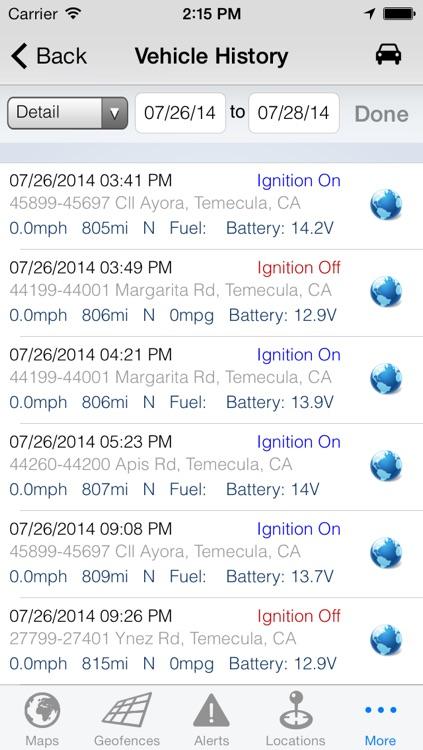 Nimbo GPS screenshot-4