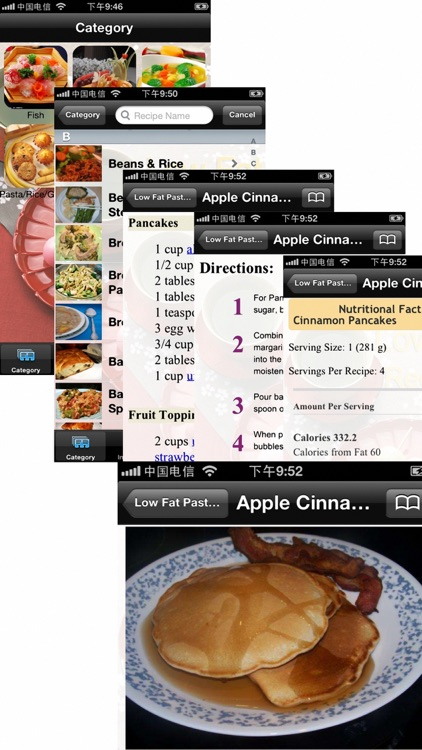 10000+ Low Fat Recipes screenshot-3
