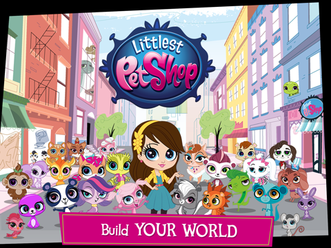 Littlest Pet Shop Your Worldのおすすめ画像1