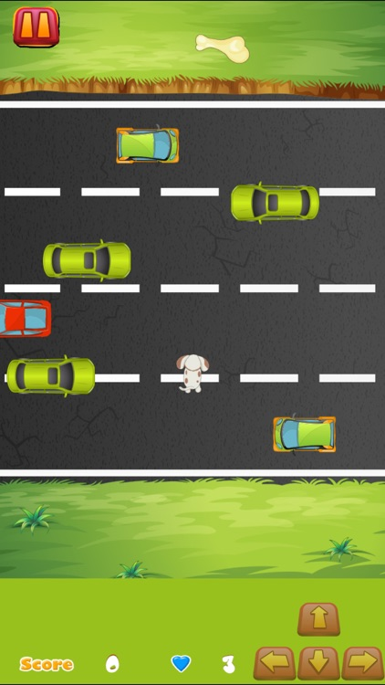 A Petshop Puppy Story FREE - Road Cross Escape screenshot-4