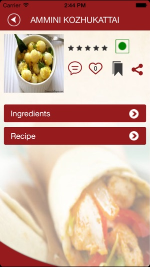 Indian food recipe cook indian food on the app store forumfinder Images