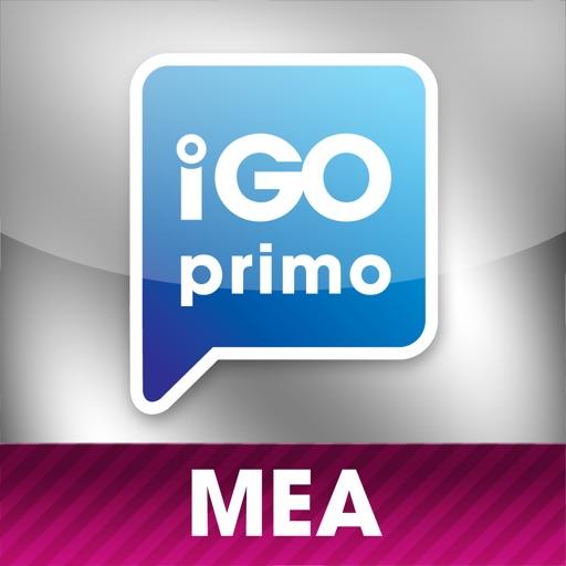 Middle East - iGO primo app