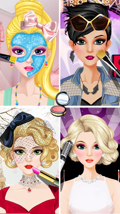 Celebrity Beauty Salon! - Girls Day Spa