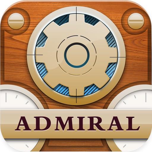 admiral x приложение
