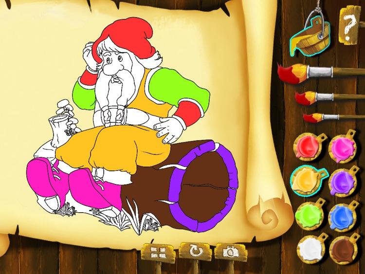 Olbrzymy i Krasnale screenshot-4