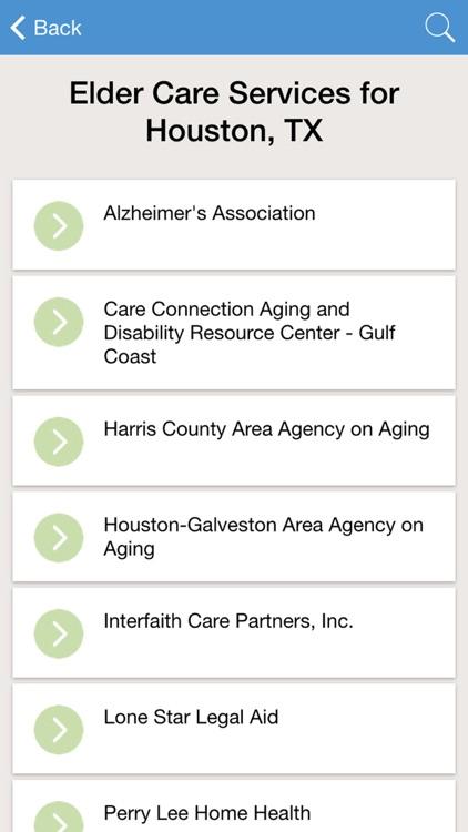 Elder Care Finder