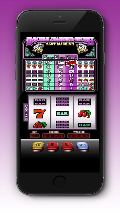 Double Diamond Crush Slot machine