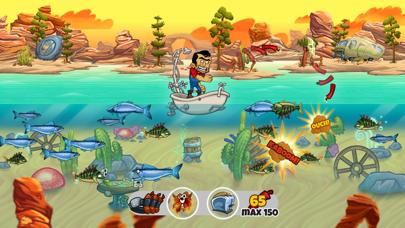 Dynamite Fishing World Games ScreenShot0
