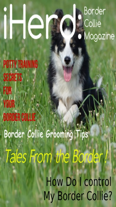 iHerd: Border Collie ... screenshot1