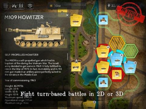 Скачать Wars and Battles - Пошаговая стратегия Wargame