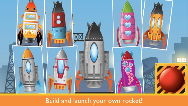 Rocket Speller PLUS screenshot-4
