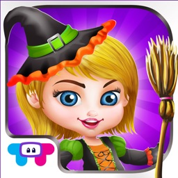Halloween Costume Party - Spooky Salon, Spa Makeover & Dress Up