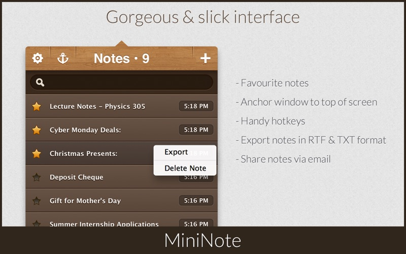 NotesTab, la prise de notes simple et rapide-capture-2