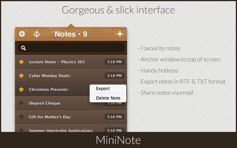 NotesTab, la prise de notes simple et rapide-capture-2