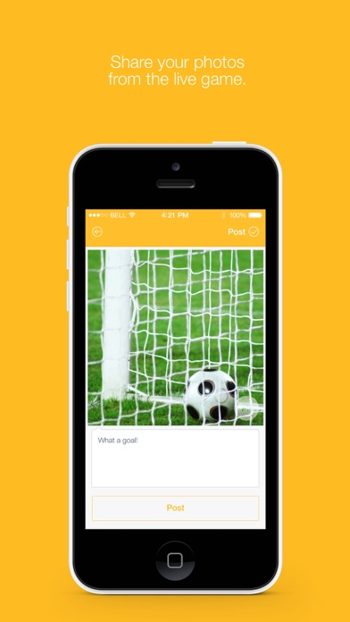 Fan App for Alloa Athletic FC