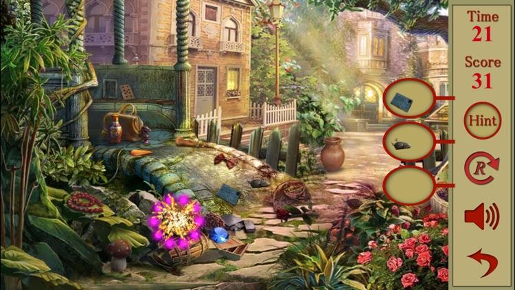 Hidden Objects Gardens screenshot-4