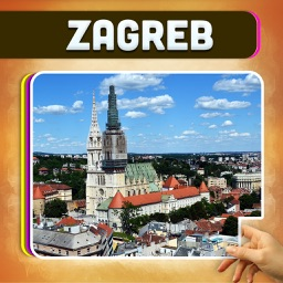 Zagreb City Offline Travel Guide