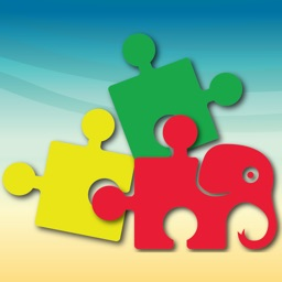 Toddlers Puzzle - The fun animal kids puzzle game