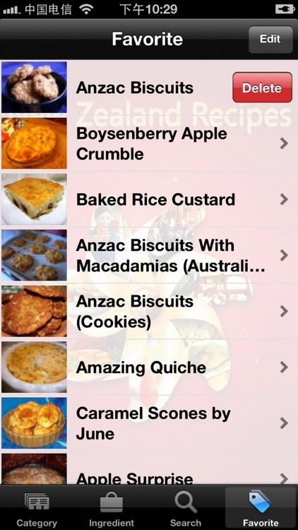 New Zealand Recipes Collection screenshot-4