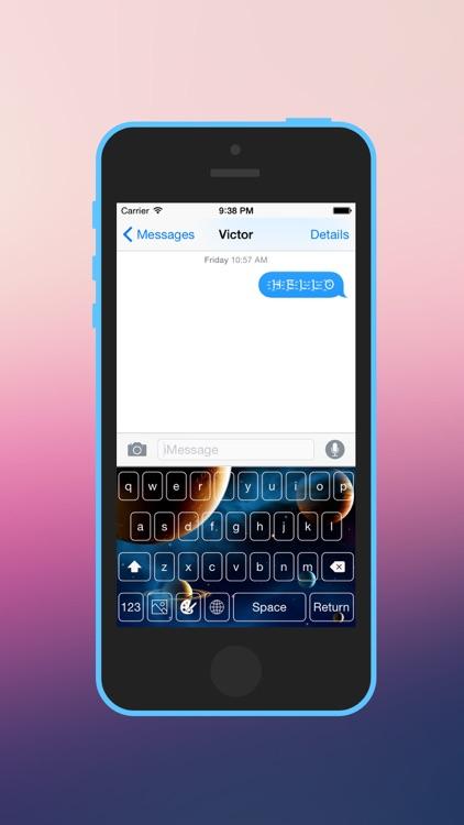 Photo Keyboard for iOS 8