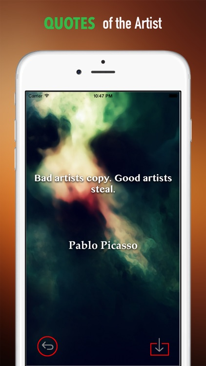 Smoke Wallpapers HD: Quotes Backgrounds Creator with Best Art Collections and Inspirations screenshot-3