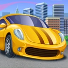 Auto Smash Overdrive - Car Crushed on Asphalt icon