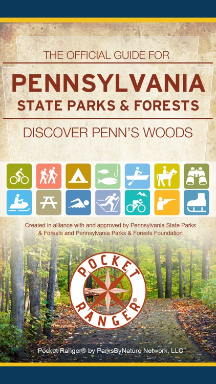 Pennsylvania State Parks & Forests Guide- Pocket Ranger® screenshot-0