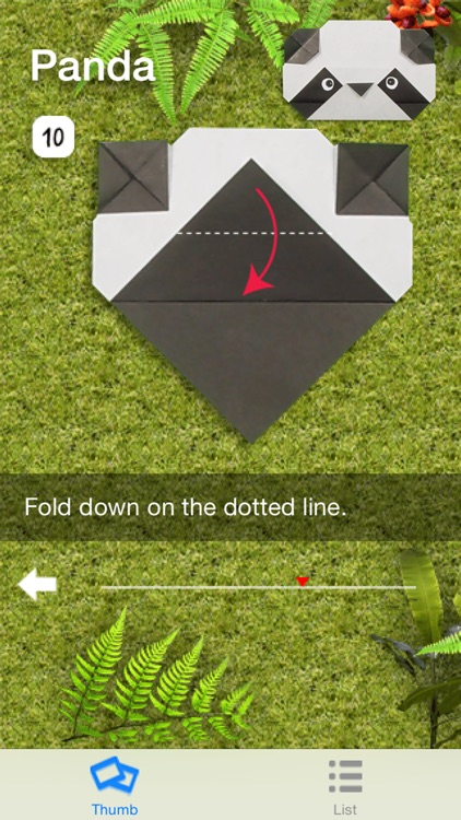 Animal Origami for iPhone screenshot-3
