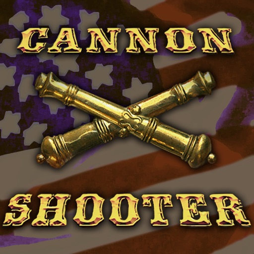 AAA American Civil War Cannon Shooter : Defend the Reds or Blues and Win the War iOS App