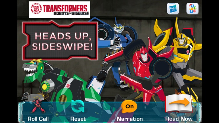 Transformers: Robots in Disguise: Heads Up, Sideswipe! screenshot-3