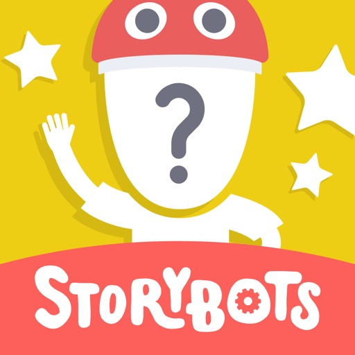 Starring You Videos by StoryBots – Personalized For Kids app logo