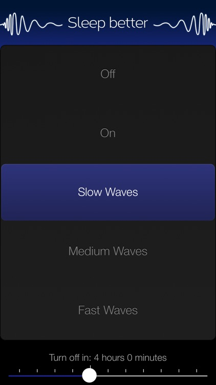 Sleep Better: Relaxing Waves