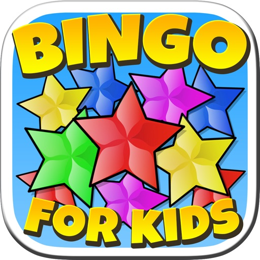 Bingo for Kids (School Edition)