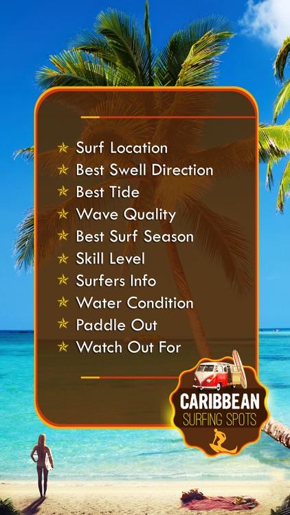 Caribbean Surfing Spots