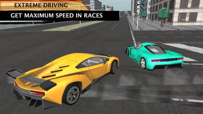 Lux Turbo carreras de coches deportivos y simulador de conducciónCaptura de pantalla de3