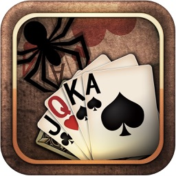 Spider Solitaire iPad edition