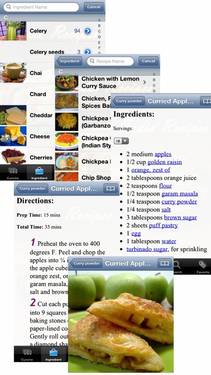 4000+ Indian Recipes screenshot-3