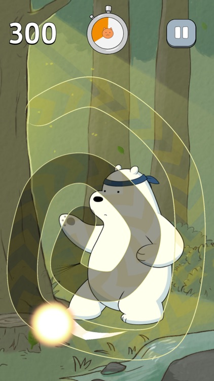 Free Fur All – We Bare Bears Minigame Collection screenshot-3