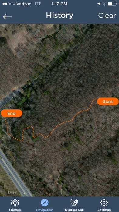 Brother's Keeper – GPS Hunting Screenshots