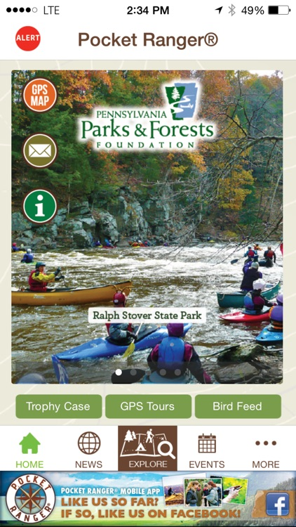 Pennsylvania State Parks & Forests Guide- Pocket Ranger® screenshot-1