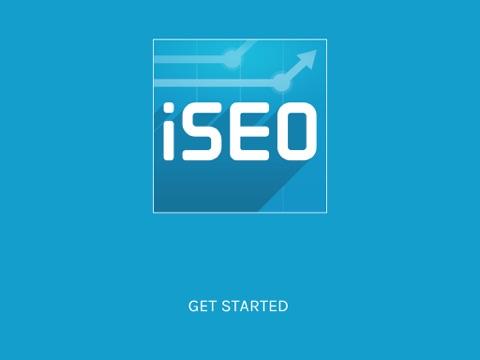 iSEO - SEO Audit Tool screenshot