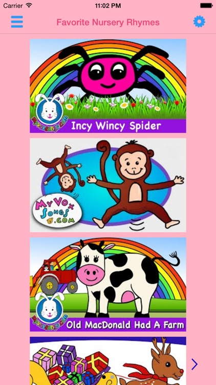 Nursery Rhymes 123  - Learning Series for Kids