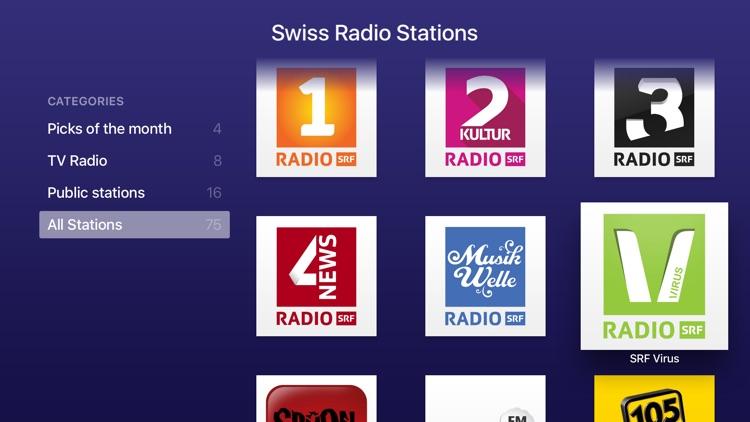 swissRADIO TV