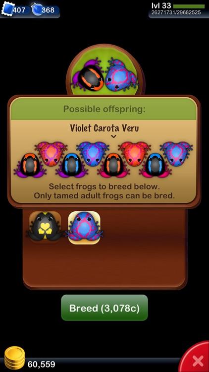 Pocket Frogs - Free pet farming screenshot-3