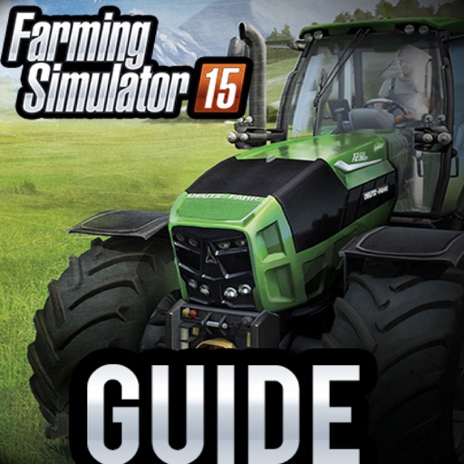 Guide Plus for Farming Simulator 15 icon